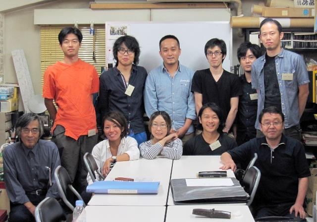 新宿私塾第22期修了式