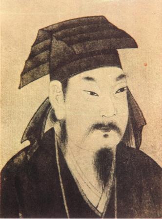 伝・王羲之肖像S