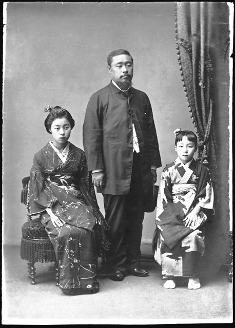 平野富二と娘たちuu