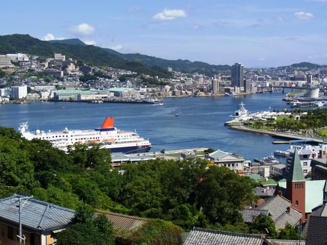 長崎港のいま