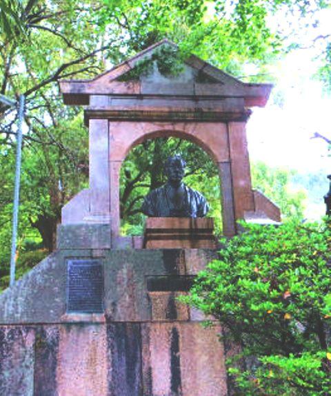 上野彦馬長崎公園