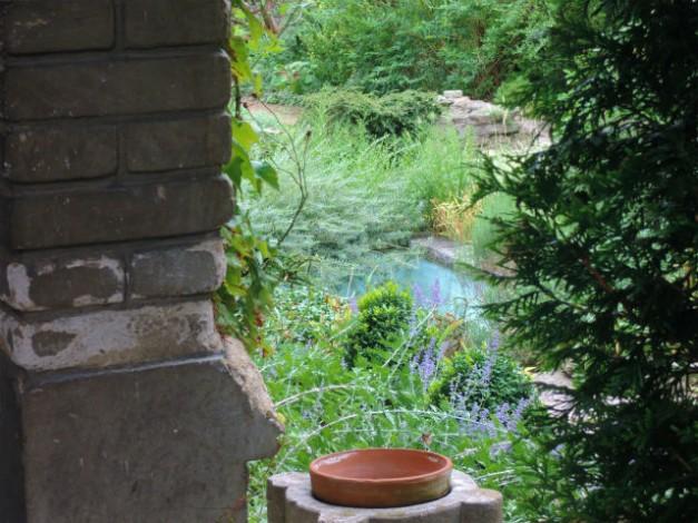 カレル・チャペックの庭園