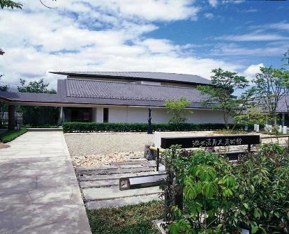池田満寿夫美術館(松代)