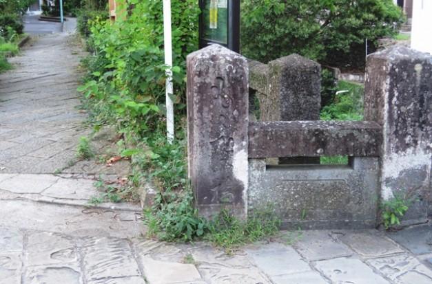 長崎中島川桃渓橋