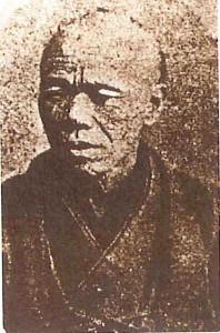 三代木村嘉平肖像