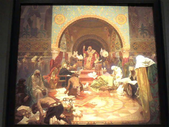 スラヴ叙事詩『ブルガリアのシメオン皇帝―スラヴ語文学の暁の明星ー』