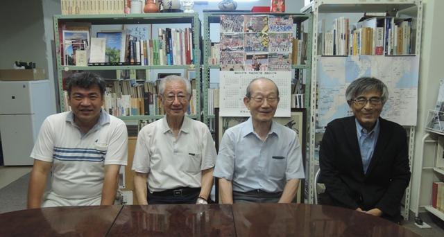 宮川雅一氏と平野の会