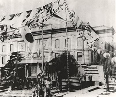 初代歌舞伎座