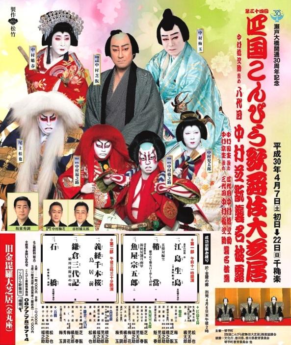 四国金比羅歌舞伎