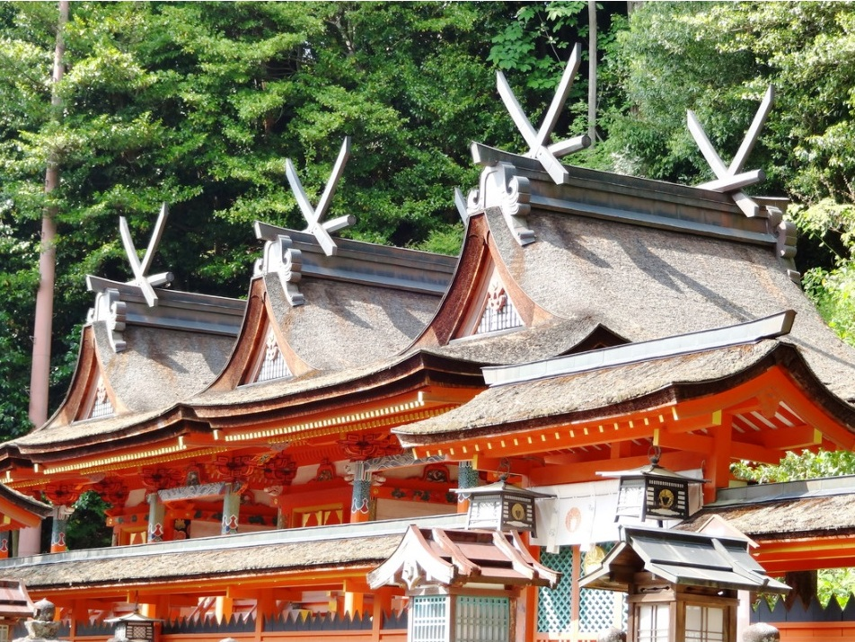 宇田水分神社