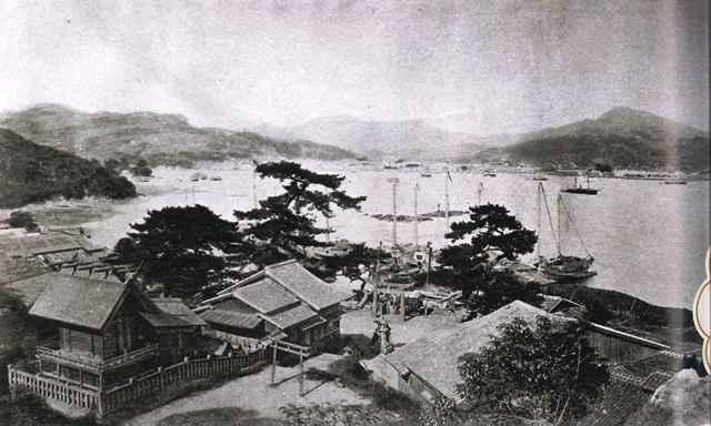 長崎製鉄所1872年